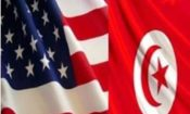 tunisian american flags
