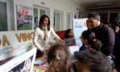 Embassy Donates Books at Fun with English Day