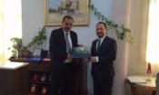 ambassador with governor of sfax