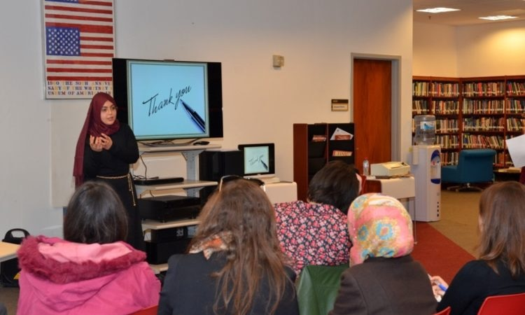 Tunisian Fulbright Society Hosts Talk on English Teacher Training