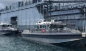Tunisian Navy Receives Two U.S. Patrol Boats2