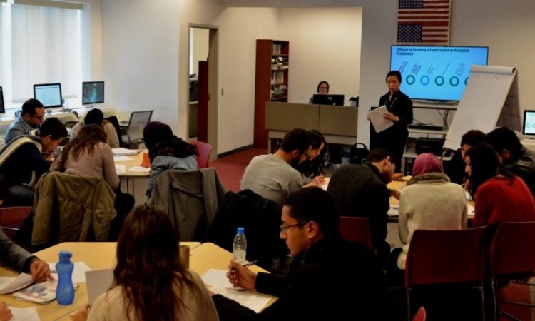 The IRC Hosts the Second Workforce Development and Youth Employability Workshop