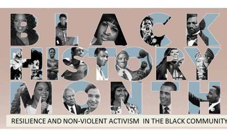 Resilience and Non-violent Activism in the Black Community
