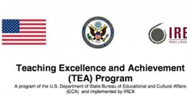 2017 Teaching Excellence and Achievement Program (TEA)