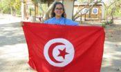 Hiba-with-Flag-Orientation