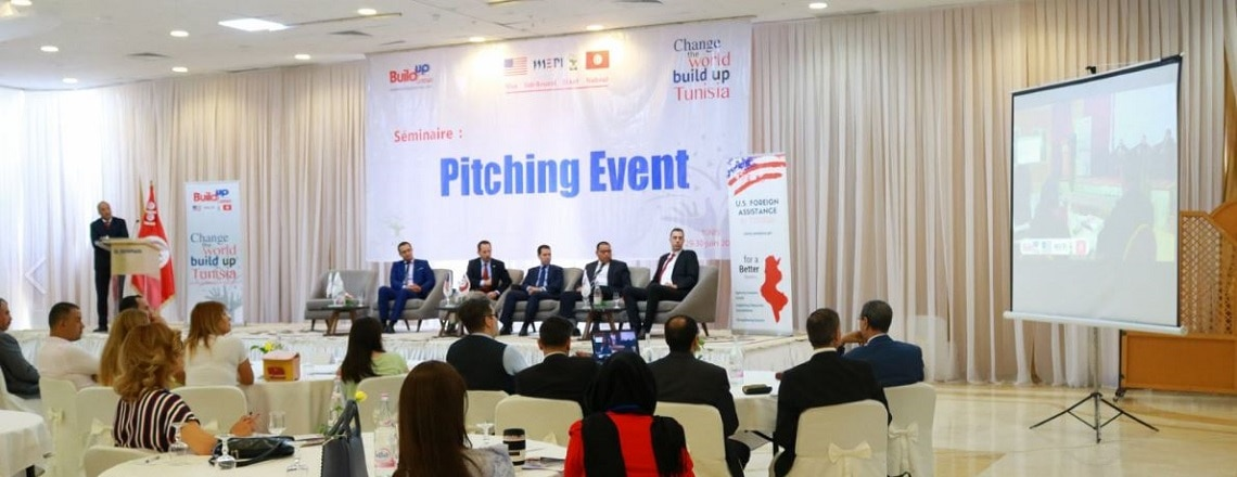 Ambassador Rubinstein Remarks at Al Jil Pitching Event